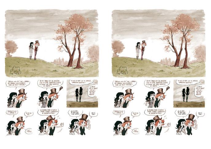 dessins : Elric Dufau