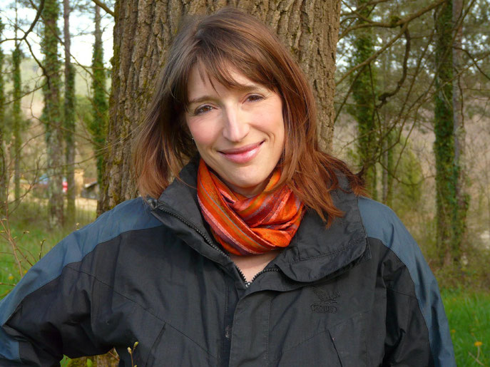 Susanne BRAUN, forest engineer and manager of Avenir Forêt.