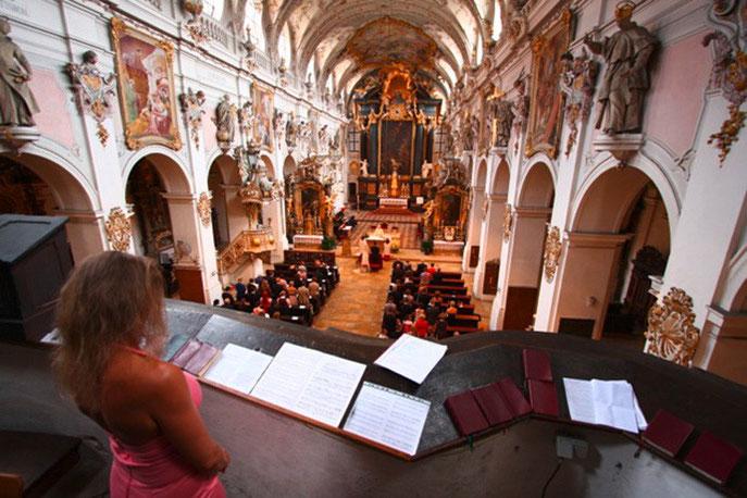 Musik Gesang kirchliche Trauung Regensburg