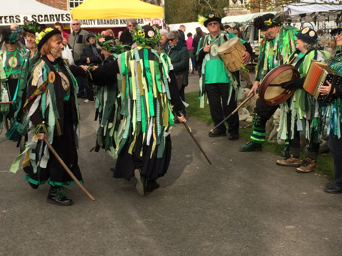 Groupe folklorique très divertissant !