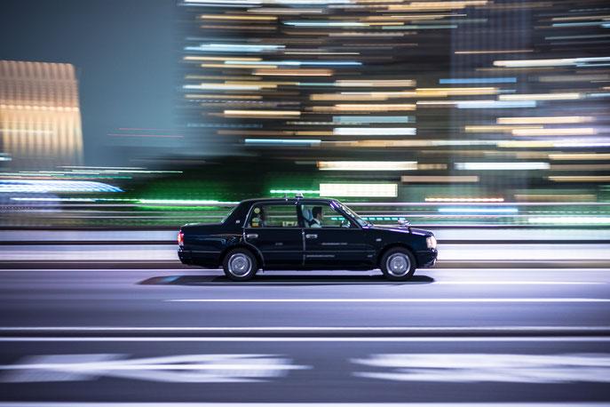 小関晃典ナショジオDD DaileDozen natsume natsumetic Taxi タクシー流し撮り