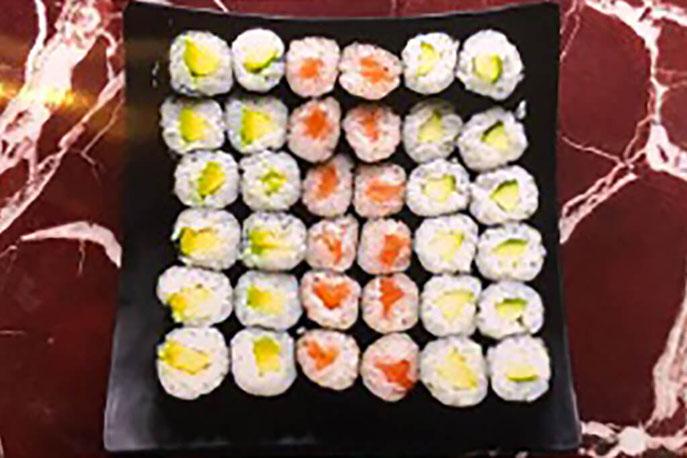 Sakura Maki Mix