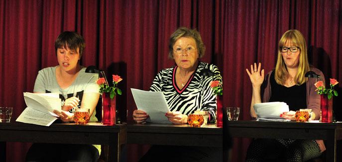 Poetry Slam (Juli 2013) Kultur- und Gästehaus Henrietta Norderney