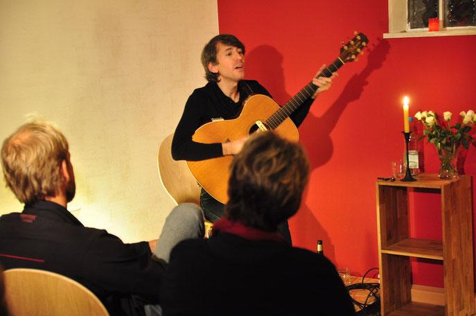 Bart Davenport (November 2012) Kultur- und Gästehaus Henrietta Norderney