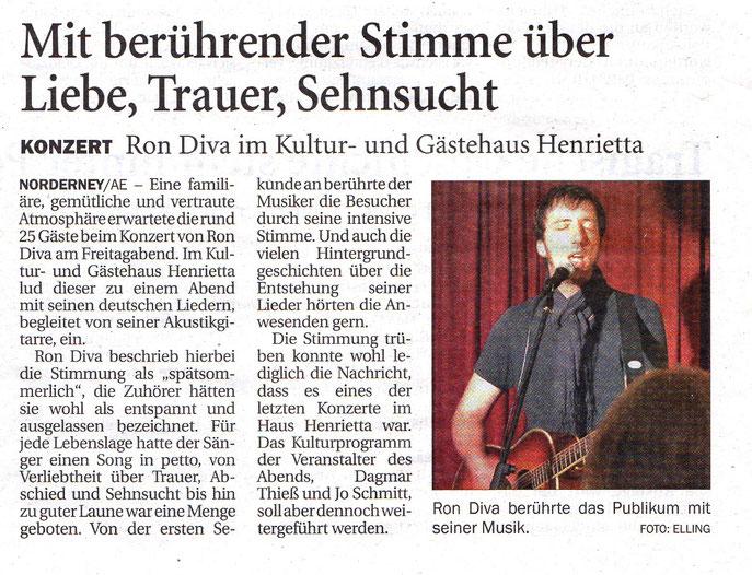 Ostfriesischer Kurier (23.09.2015)