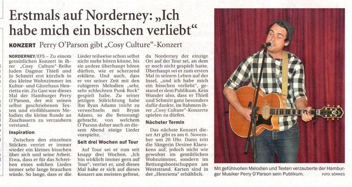 Ostfriesischer Kurier (22.10.2014)