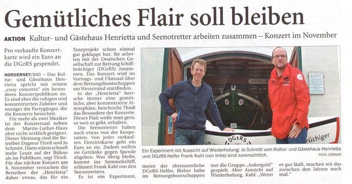 Ostfriesischer Kurier (24.10.2014)