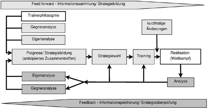 Abb.37 - Prozessmodell der Strategieentwicklung