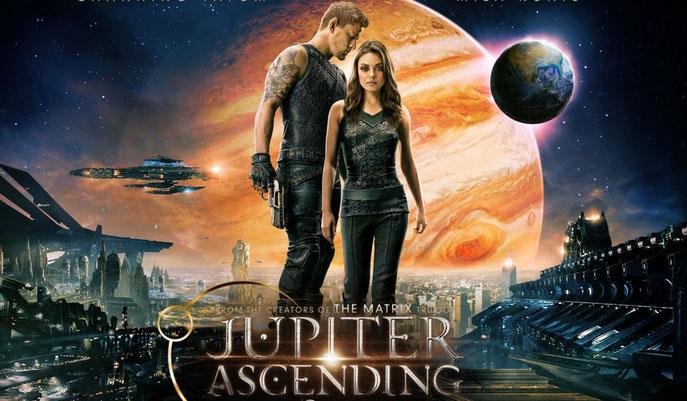 Ascension Jupiter (on ne peut pas faire plus criant je pense)