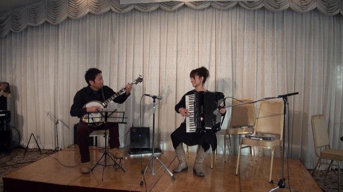 Musica Arts 懇親会にて