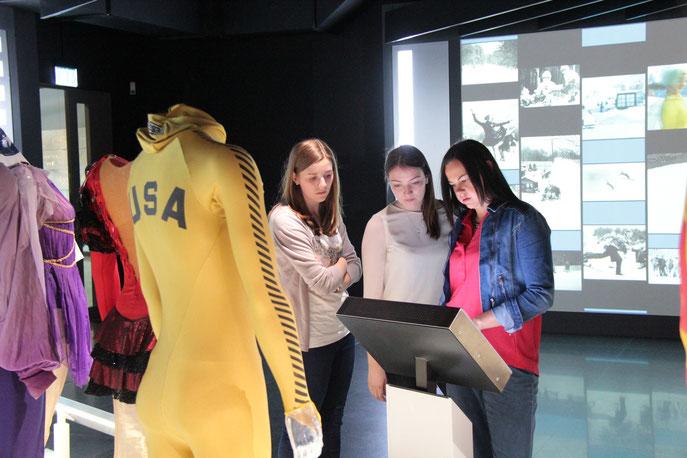 Der Bachelorstudiengang Sport- und Eventmanagement gewährt unseren Studenten spannende Einblicke in die Praxis