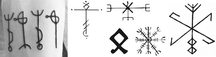 Icelandic & Danish runes