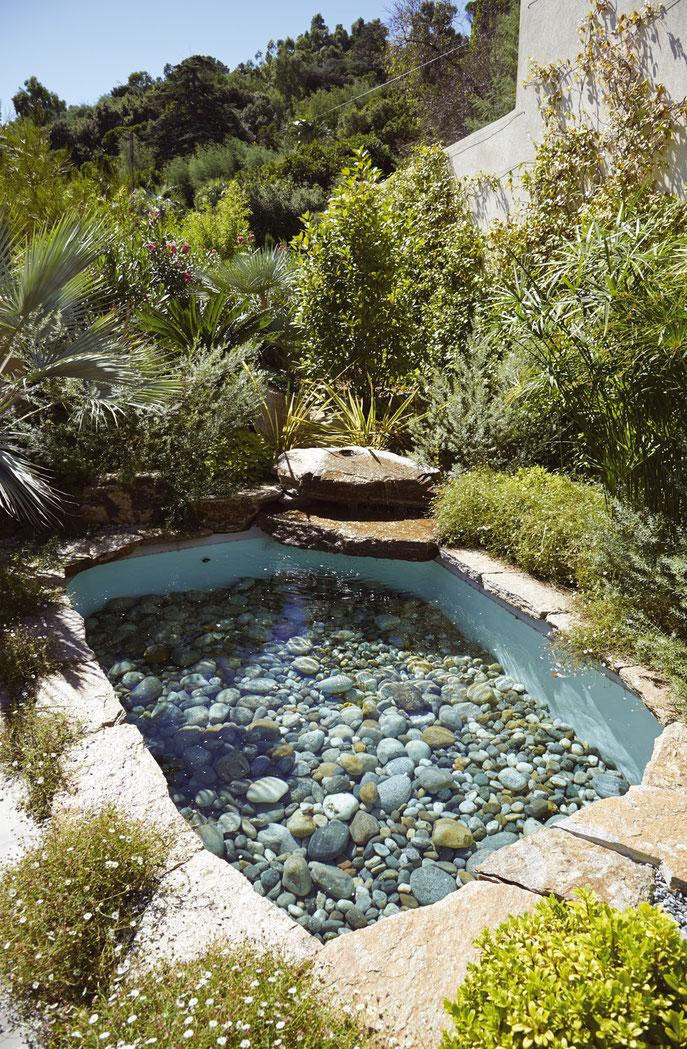 bassin entree