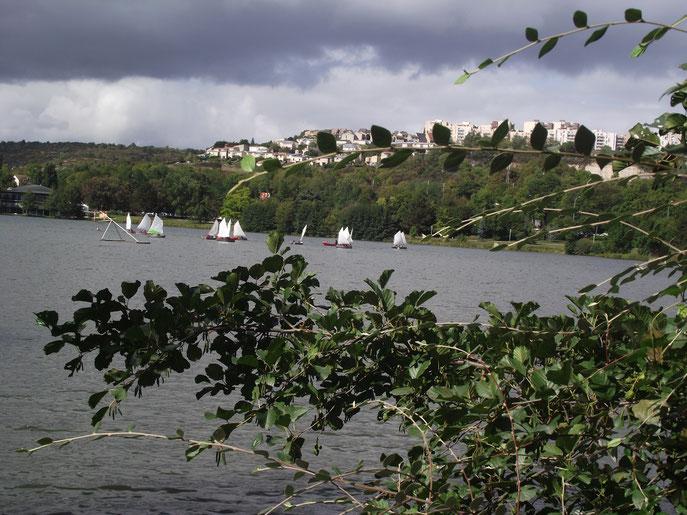 Au Lac Kir (Plombières-lès-Dijon (Cöte d'Or).