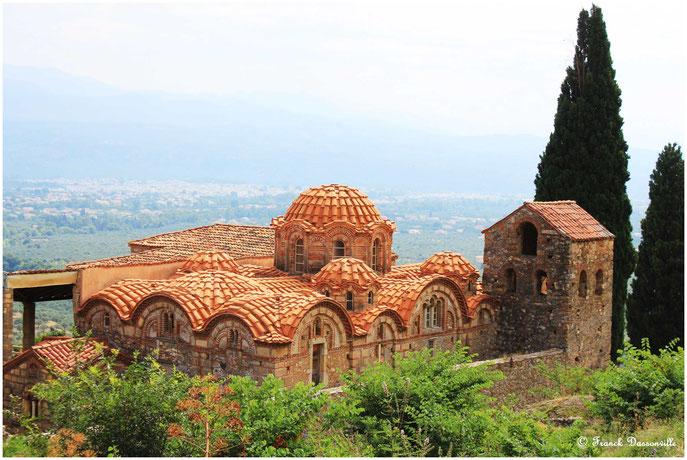 © virees en camping car Grèce
