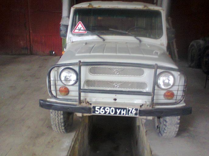 Учебный автомобиль УАЗ
