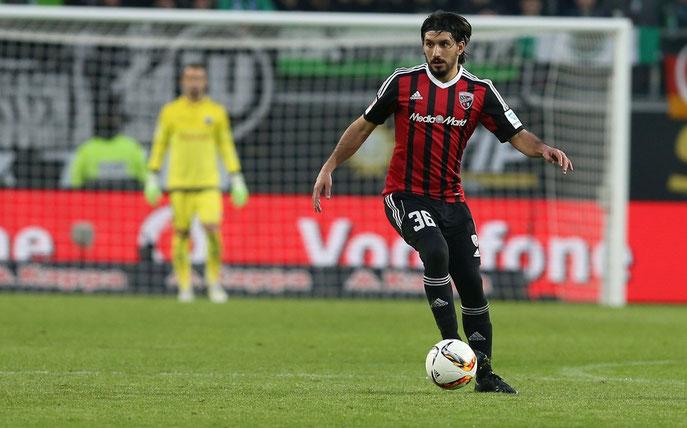 Almog Cohen im Trikot des FC Ingolstadt