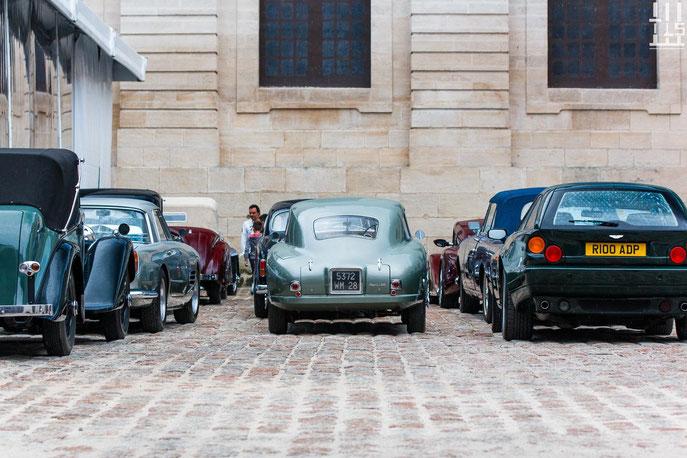 Aston Martin DB2 Sports Saloon châssis n° LML/50/35