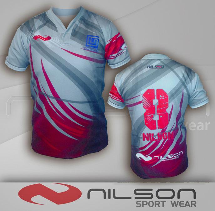 jersey nilson modelo fenix sublimacion fullcolor