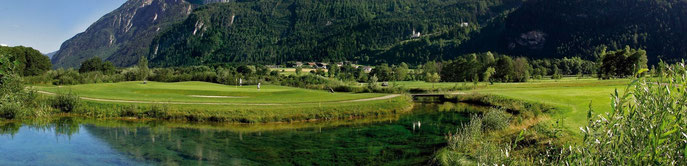 Dolomitengolf im Sommer - © Dolomitengolf Resort
