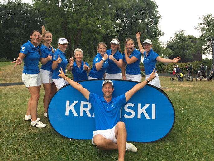 Die Damen des Golf Club Hetzenhof  - © Golf Club Hetzenhof