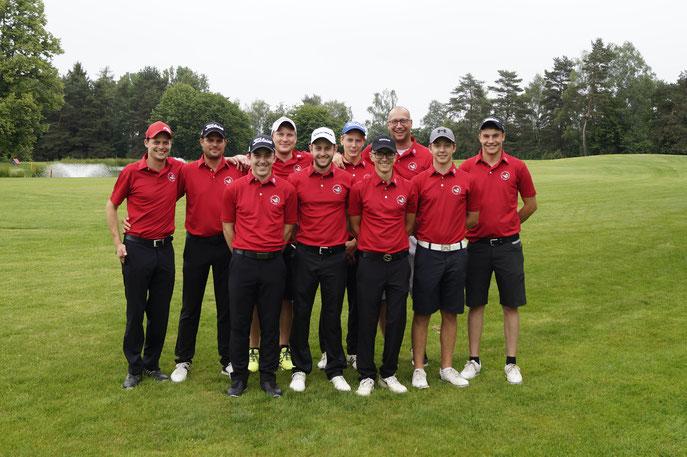Die Herren des Golf Club Hetzenhof  - © Golf Club Hetzenhof