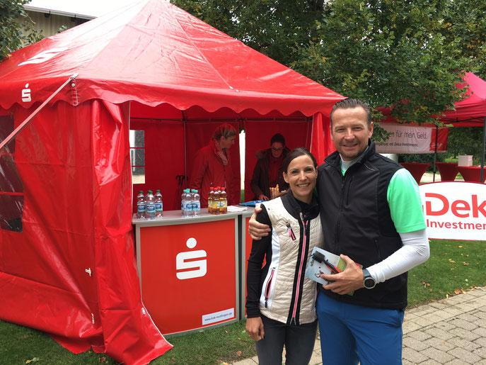 Am Ende belegte sie mit 34 Punkten einen hervorragenden 3. Platz in der Nettoklasse C - © Golfclub Reutlingen-Sonnenbühl e.V.