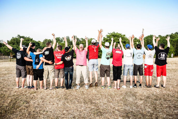 Crossgolf Crews beim 6. Summer Calling in Dachtel - © Steffen Müller-Klenk