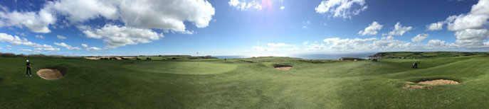 Mullion Course Panorama - © Benjamin Renner