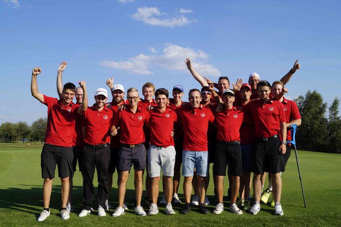 Die Aufsteiger - © Golf Club Hetzenhof
