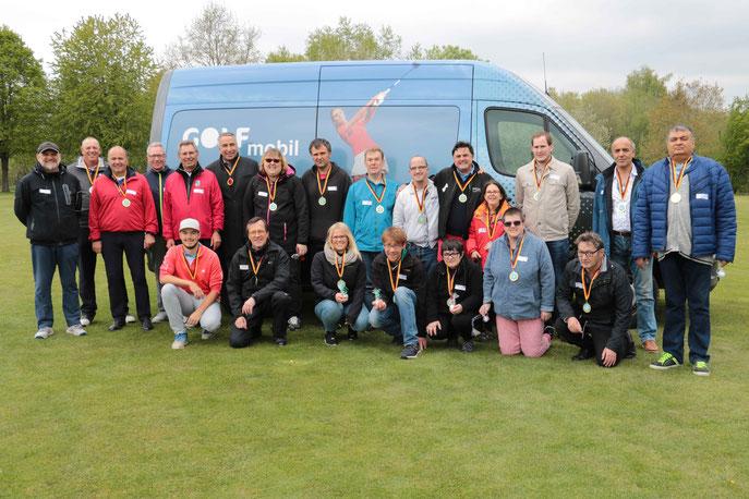 Alle Teilnehmer und Verantwortliche des Inklusionstags - © BWGV