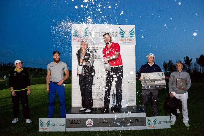 Impressionen German Long Drive Championship 2017 - © Stephanie Wunderl