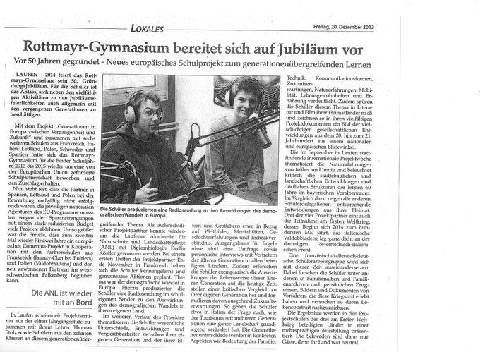 Südostbayerische Rundschau 12/20/2013