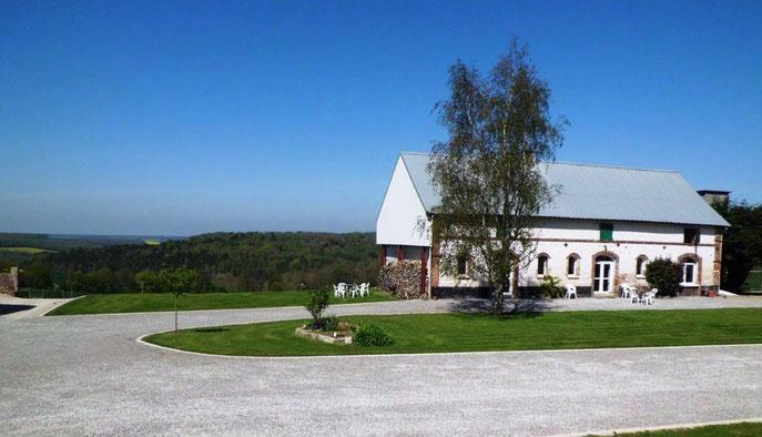 location salle réception Campreux Somme Conty Amiens communion baptême