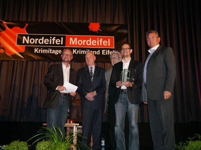 Preisverleihung Jacques-Berndorf-Preis 2014, Altes Casino Euskirchen, 12.9.14.