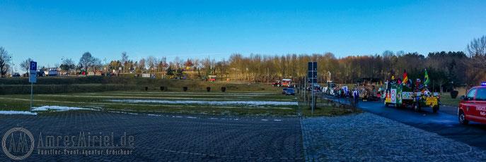 Weißensee Faschingsumzug
