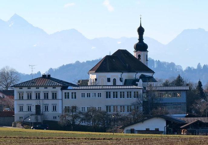 Kirche St. Johannes in Breitbrunn