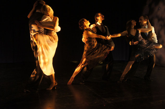 Nastasjas tango'n'theater-company *tangomolino*