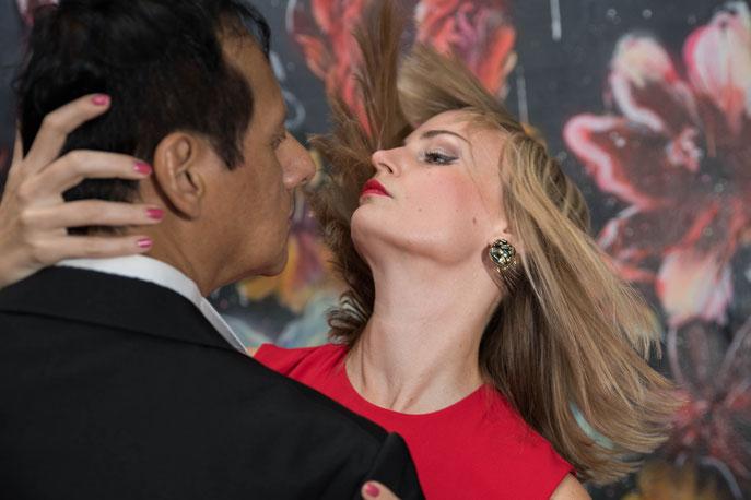 Rafael Ramirez & Nastasja