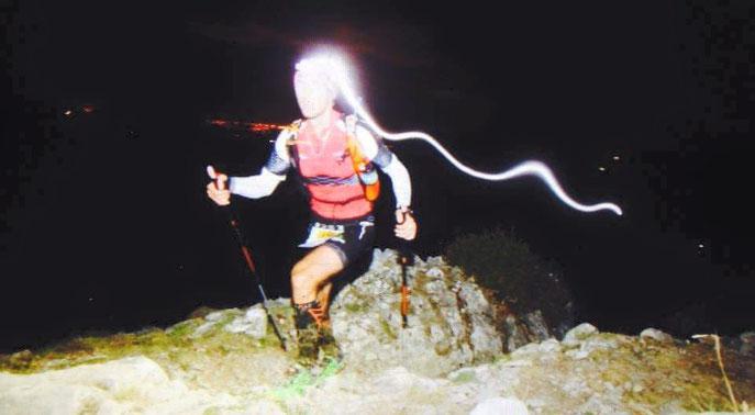 Nuit ultra trail mercantour