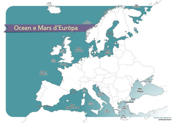 Ocean e Mars d'Euròpa