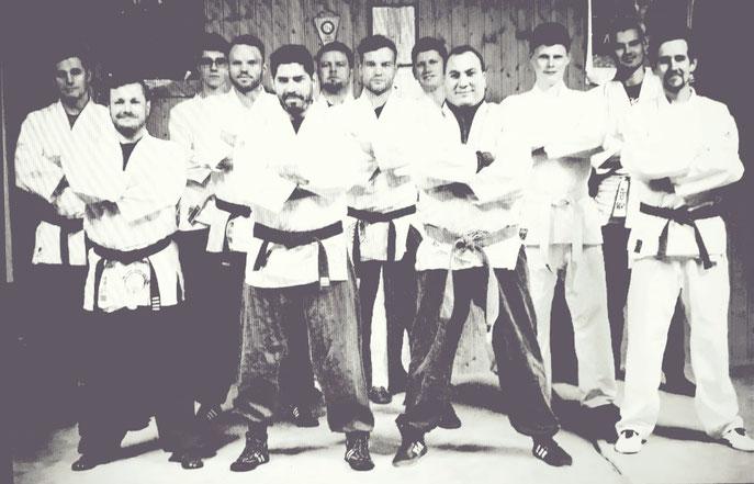 Selbstverteidigung in Kürten  Jiu-Jitsu und Shaolin Tempel-Boxen Nahkampf