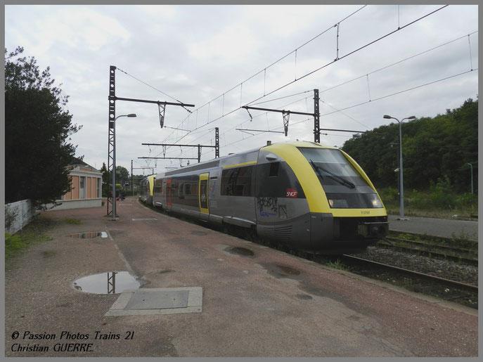 UM X 73500 TER CHALON>MONTCHANIN