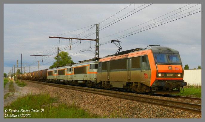 BB 260190 ET 3 BB 7300 EN VH à Meursault .