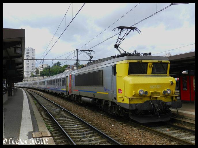 BB 7321 Bourgogne.