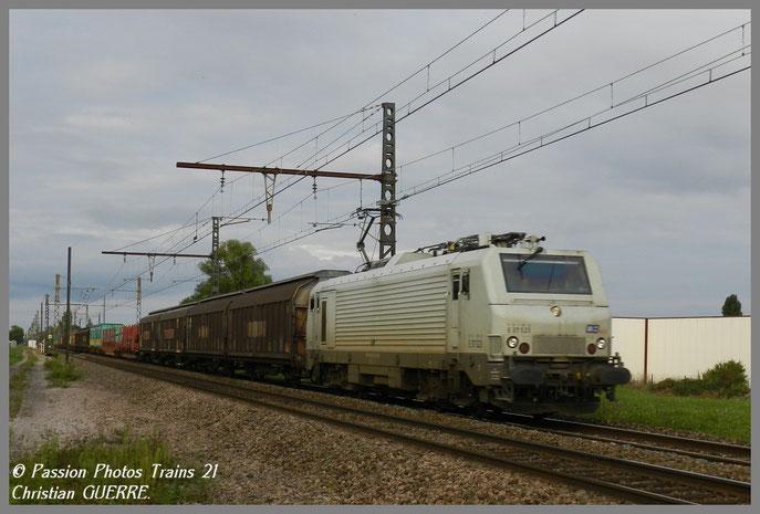 CB Rail E 37523 Prima  à Meursault