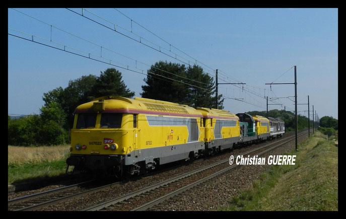 Train Machines Beaune Abattoire