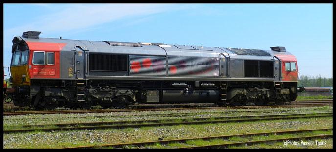 Class 77 VFLI Montchanin