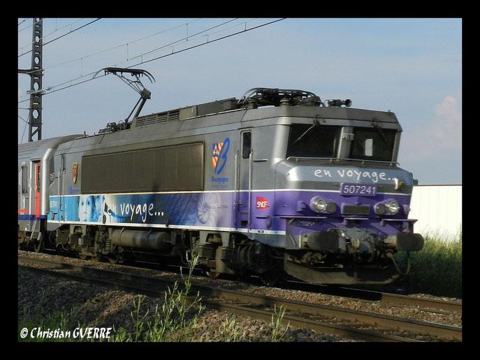BB 7241 Bourgogne