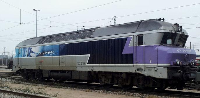 CC 72049 En Voyage .